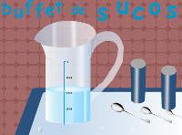 �cone buffet de sucos