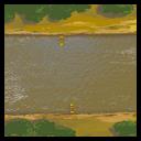 Ilustração do problema atravessando o rio.
