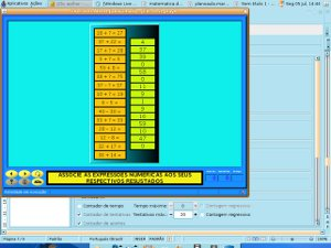 Imagem gerada pelo software JCliq.