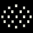 Ilustração do problema 46 em linha
