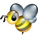 Ilustração do problema das abelhas.