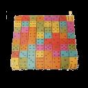 Ilustração do labirinto de dados