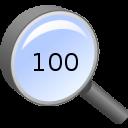 Ilustração do problema a procura de 100