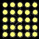 Ilustração do quadrado mágico