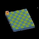 Ilustração do problema passeio do cubo
