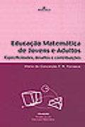Capa do livro: Educação Matemática de Jovens e Adultos: especificidades, desafios e contribuições