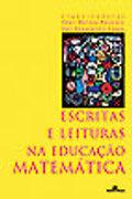 Capa do livro: Escrituras e Leituras na Educação Matemática