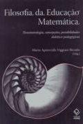 Capa do livro filosofia da educação matemática.