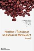 capa do livro história e tecnologia no ensino da matemática.