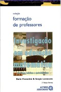 Capa do livro investigação matemática.