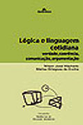 Capa do livro: Lógica e Linguagem Cotidina