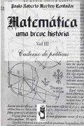 Capa do livro matemática uma breve história.