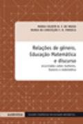 Capa do livro: Relações de Gênero, Educação Matemática e Discurso