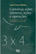 Capa do livro conversas sobre números, ações e operações.