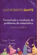 Capa do livro: Formulação e resolução de problemas de matemática