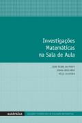 Capa do livro Investigações matemáticas na sala de aula