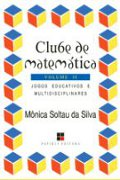 Capa do livro clube da matemática.