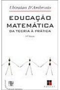 Capa do livro educação matemática da teoria à prática.