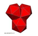 Uma maneira simples de compreender por que há somente cinco poliedros regulares é examinar como os polígonos regulares podem ser dispostos em torno de um vértice de modo que a soma de seus ângulos seja menor do que 360°. Da mesma maneira, para entender quantos polítopos regulares de quatro dimensões existem, pode-se examinar como os poliedros regulares podem ser dispostos em torno de uma aresta de modo que a soma dos ângulos de seus diedros seja menor do que 360°. Aqui pode-se ver que não é possível unir três icosaedros em torno de uma aresta porque a soma dos ângulos excederá 360°.