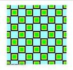 """O significado da palavra mosaico comumente aparece em dicionários como """"dar forma ou arranjar pequenos quadrados em padrão de ladrilhagem"""", pois as primeiras ladrilhagens foram feitas com ladrilhos quadrados. Contudo, já há algum tempo os mosaicos são confeccionados com todo tipo de polígono (regulares ou não). Assim, com esta imagem pode-se observar que um polígono regular possui 3 ou 4 ou 5 ou mais lados e ângulos, todos iguais. Pode-se também perceber que apenas três polígonos regulares são usados no plano euclideano para a confecção de mosaicos regulares: triângulos, quadrados ou hexágonos. Ou seja, para que se possa confeccionar um mosaico regular, os polígonos devem preencher o plano em cada vértice e o ângulo interno deve ser um divisor exato de 360 graus, o que é verdadeiro apenas para os polígonos mencionados. Pode-se ainda observar semelhanças por meio da simetria, também presente nesta imagem."""