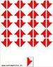 """Termo originário do grego que significa """"justa proporção"""", mas que, comumente, é definida como """"harmonia resultante de certas combinações e proporções regulares"""" (Dicionário Aurélio), a simetria é uma propriedade facilmente encontrada na Biologia, Arquitetura, Arte, Geometria e até na Poesia. Contudo, é cada vez maior o número de pessoas que entendem a simetria como resultado de movimento e, como movimento, pode ser vivida e percebida pelo sujeito como dinâmica, como regularidade. Como movimento ela ainda pode ser percebida, compreendida e interpretada por meio dos elementos que a constituem de forma individual ou em conjunto. São eles: * Reflexão: Simetrias de reflexão ou em relação a retas são aquelas onde pontos, objetos ou partes de objetos são a imagem espelhada um do outro em relação à reta dada, chamada eixo de simetria. Repare que qualquer reta que passe pelo centro de simetria divide o objeto em duas imagens espelhadas e que o centro de simetria é o ponto médio dos segmentos unem os pontos correspondentes. * Rotação: Simetrias centrais ou rotacionais são aquelas em que um ponto, objeto ou parte de um objeto pode ser girado em relação a um ponto fixo, central, chamado centro da simetria, de tal maneira que essas partes ou objetos coincidam um com o outro um determinado número de vezes. * Translação: Transladar um objeto significa movê-lo sem girá-lo ou refletir. Cada translação tem um sentido e uma distância. * Eixo de Simetria: Em termos mais simples, o eixo de simetria é uma linha que divide uma figura em duas partes simétricas. Isto é: como se fosse a base de um espelho sobre uma figura. Ao refletir a imagem para lá do espelho cria uma imagem invertida da mesma. Com esta imagem o Professor pode trabalhar a percepção, a compreensão e a expressão das principais propriedades da simetria."""